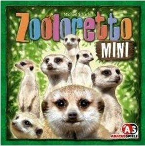 Abacusspiele 4101 - Zooloretto mini