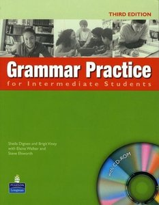 Grammar Practice for Intermediate Student Book no key pack