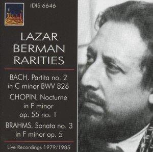 Lazar Berman-Raritäten