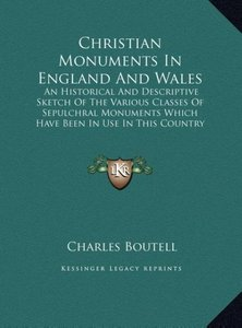 Christian Monuments In England And Wales