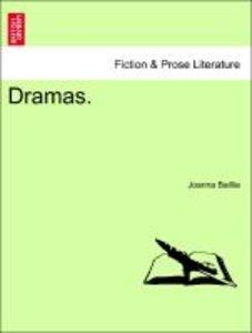 Dramas. Vol. I.