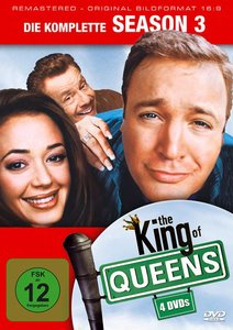 The King of Queens - Staffel 3 (16:9)