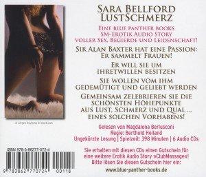 Lustschmerz | Erotik Audio Story. 6-CD Box