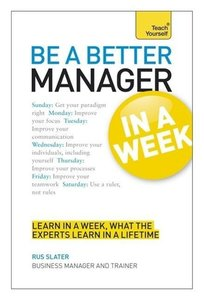 Be a Better Manager in a Week