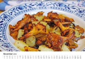Mahlzeit (Wandkalender 2016 DIN A2 quer)