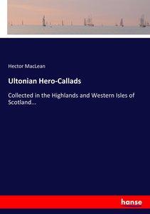 Ultonian Hero-Callads