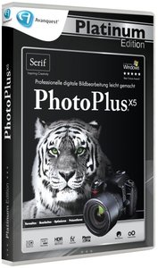 Serif PhotoPlus X5 - Avanquest Platinum Edition