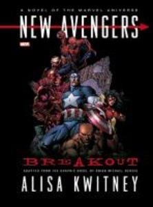 New Avengers: Breakout Prose Novel