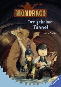 Mondrago 03. Der geheime Tunnel