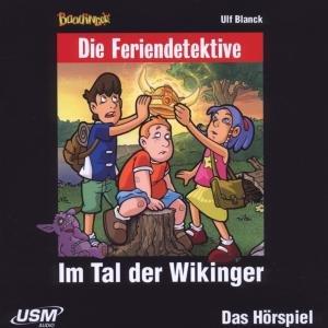 Feriendetektive: Im Tal der Wikinger (Audio-CD)