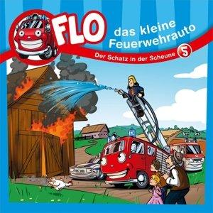 Flo-das kleine Feuerwehrauto (5)