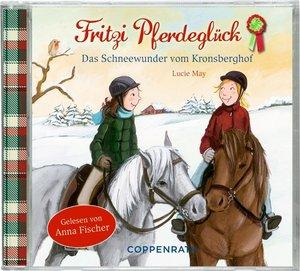 Fritzi Pferdeglück. Das Schneewunder vom Kronsberghof