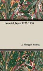 Imperial Japan 1926-1938
