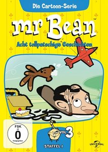 Mr.Bean-Die Cartoon-Serie-Staffel 1