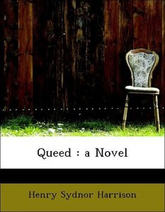 Queed : a Novel