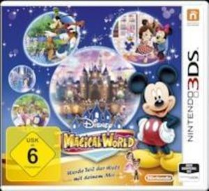 3DS Disney Magical World. Für Nintendo 3DS