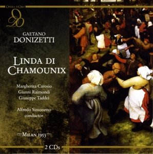 Linda Di Chamounix (milan 1953)