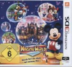 3DS Disney Magical World. Für Nintendo 3DS