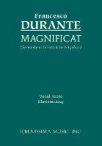 Magnificat - Vocal Score