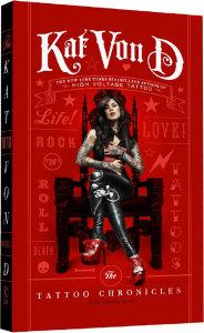 Kat Von D: The Tattoo Chronicles | Deutsche Ausgabe