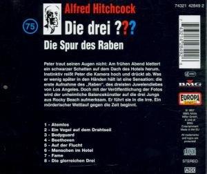 075/Die Spur Des Raben
