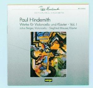 Werke fur Violoncello und Klavier-Vol.1
