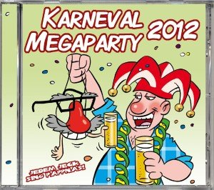 Karneval Megaparty 2012