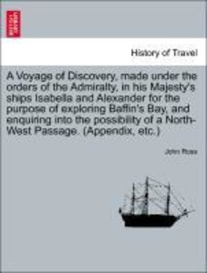 A Voyage of Discovery, made under the orders of the Admiralty, i