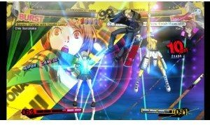 Persona 4 Arena (Day-1-Edition)