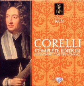 Corelli Edition: Complete Works/Gesamtwerk