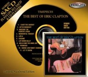 Timepieces-The Best Of Eric Clapton