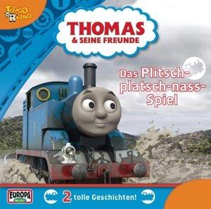 21/Das Plitsch-platsch-nass-Spiel