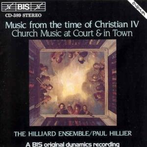 Kirchenmusik a.d.Zeit Christian IV