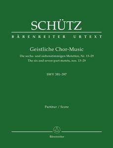 Geistliche Chor-Music