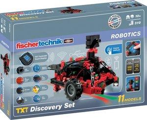 Fischertechnik 524328 - Robotics TXT Discovery Set