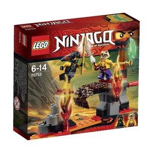 LEGO® 70753 - Ninjago Lava-Fälle