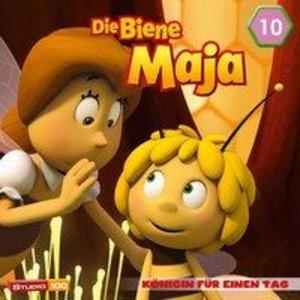 Die Biene Maja (CGI) 10: Königin für einen Tag u.a.