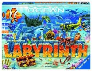 Ocean Labyrinth. Familienspiel