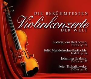 Die Berühmtesten Violinkonzerte Der Welt