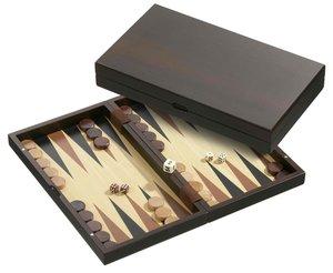 Philos 1134 - Melos Backgammon, medium mit Magnetverschluss