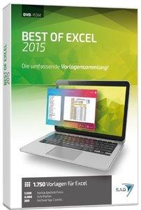 Best of Excel 2015 - Excel®-Vorlagensammlung