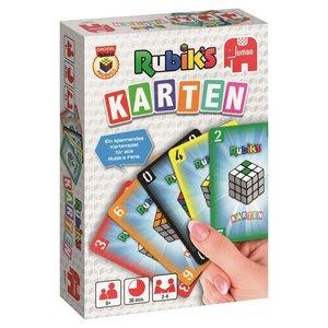 Jumbo Rubiks Kartenspiel