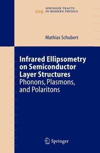 Infrared Ellipsometry on Semiconductor Layer Structures