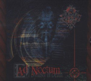 Ad Noctum Dynasty Of Death (Re-Release Incl.Bonus