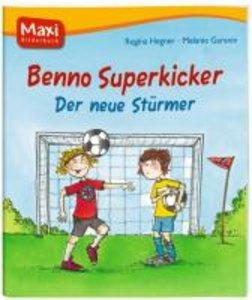 Benno Superkicker - Der neue Stürmer