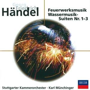 Wassermusik/Feuerwerksmusik/Suiten 1-3