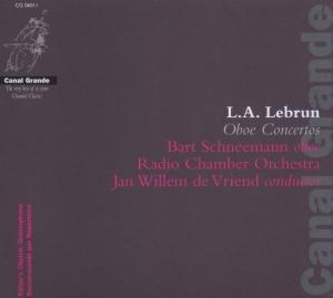 Oboe Concertos Vol.1