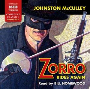 McCulley: Zorro Rides Again