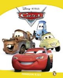Penguin Kids Level 6. Cars