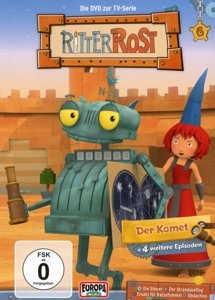 Ritter Rost - DVD zur TV Serie 06. Der Komet